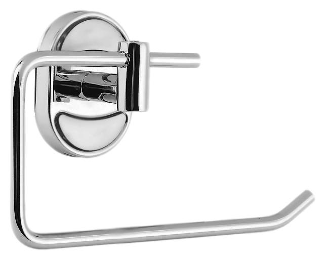 HB1903-3 хромАксессуары для ванной<br>Настенный держатель туалетной бумаги без крышки Haiba HB1903-3 из хромированного металла. Цена указана за держатель туалетной бумаги и комплект креплений. Все остальное приобретается дополнительно.<br>