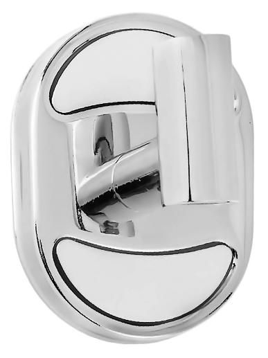 HB1905-1 хромАксессуары для ванной<br>Одинарный крючок для полотенец Haiba HB1905-1 из хромированного металла. Цена указана за крючок для полотенец и комплект креплений. Все остальное приобретается дополнительно.<br>