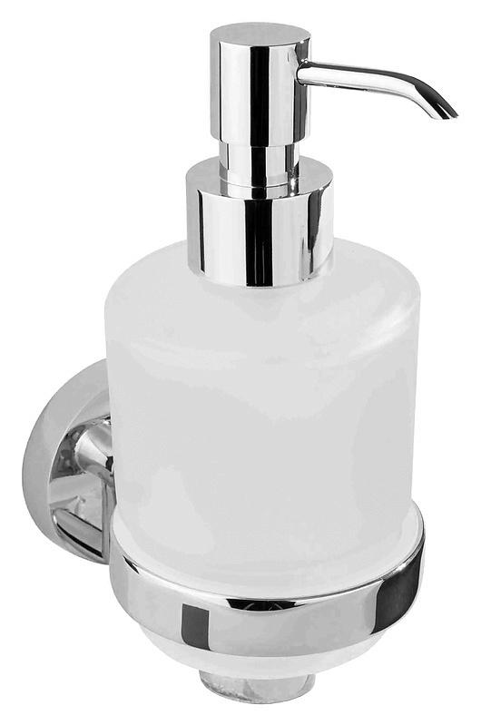 Дозатор Bemeta Omega 104109182 Хром поручень с мыльницей bemeta omega 102307032 хром