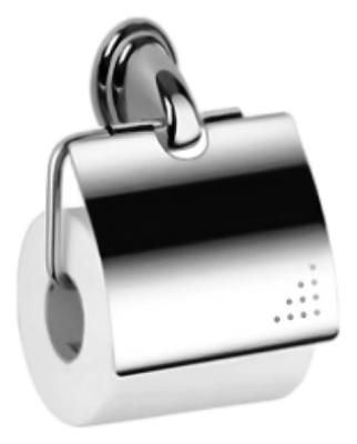 HB1503 хромАксессуары для ванной<br>Держатель туалетной бумаги с крышкой Haiba HB1503 из хромированного металла. Цена указана за держатель туалетной бумаги и комплект креплений. Все остальное приобретается дополнительно.<br>