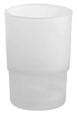 HB752 белыйАксессуары для ванной<br>Стакан настольный Haiba HB752 из матового стекла. Цена указана за стакан. Все остальное приобретается дополнительно.<br>