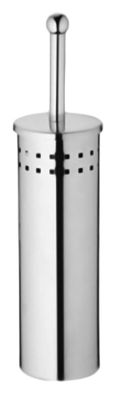 HB902 хромАксессуары для ванной<br>Напольный ершик для унитаза Haiba HB902 с чашей из хромированного металла. Цена указана за ершик для унитаза. Все остальное приобретается дополнительно.<br>