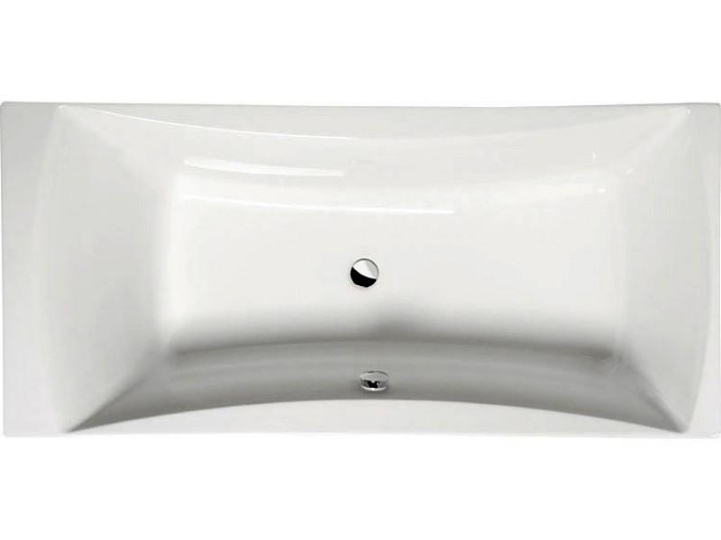 Alia 180x80 34119 БелаяВанны<br>Современная, стильная и прагматичная прямоугольная акриловая ванна Alpen Alia для одного человека. Данное изделие выполнено из 100% акрилового листа, устойчивого к царапинам.<br>