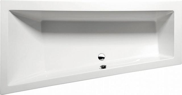 Andra 170x90 81111 RВанны<br>Асимметричная ванна Alpen Andra 170x90 из 100% акрилового листа.<br>