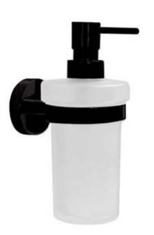Dark 104109010 ЧёрныйАксессуары для ванной<br>Настенный дозатор Bemeta Dark 104109010. Изделия разработаны в скромном, привлекательном и вневременном дизайне. Продукция марки Bemeta изготовлена из качественных материалов что приводит к их длительному сроку службы. Цвет изделия - черный.<br>