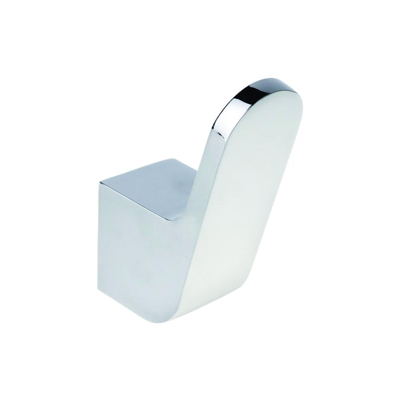 Via 102306172 ХромАксессуары для ванной<br>Крючок Bemeta Via 102306172. Цвет изделия - хром.<br>