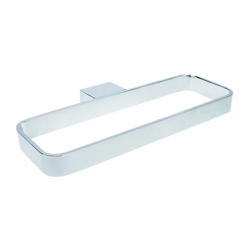 Via 135004062 ХромАксессуары для ванной<br>Кольцо для полотенец Bemeta Via 135004062. Цвет изделия - хром.<br>