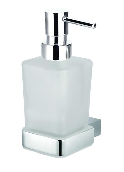 Via 135009042 ХромАксессуары для ванной<br>Дозатор для жидкого мыла Bemeta Via 135009042. Цвет хром.<br>