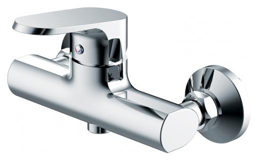 Смеситель для душа Bravat Pure F9105161C-01 Хром смеситель для ванны bravat pure f6105161c 01 хром