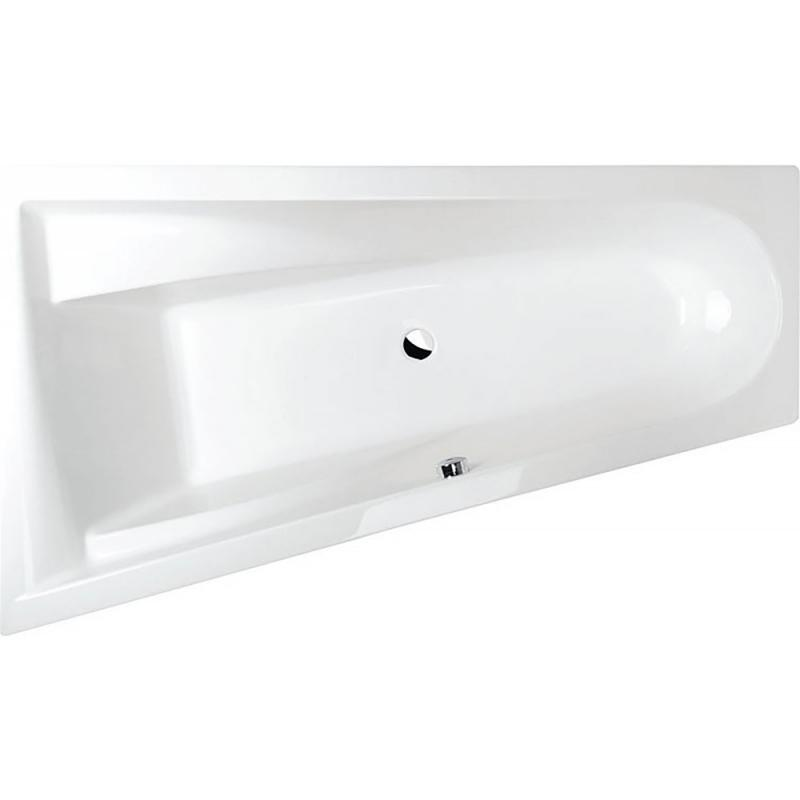 Chiquita 170x100 a01619 RВанны<br>Акриловая ванна Alpen Chiquita 170x100 асимметричной формы. Данная модель выполнена из 100% акрилового листа, что говорит о гигиеничности и надежности ванны.<br>
