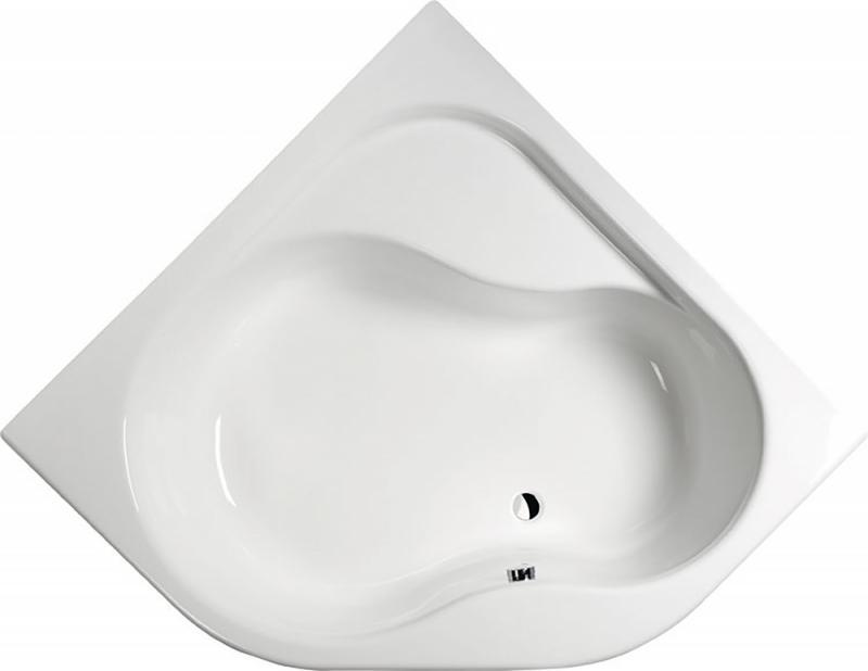 Edera 152Х152 a01111 БелаяВанны<br>Угловая акриловая ванна Alpen Edera 152Х152. Данная модель изготовлена из 100% акрилового листа.<br>