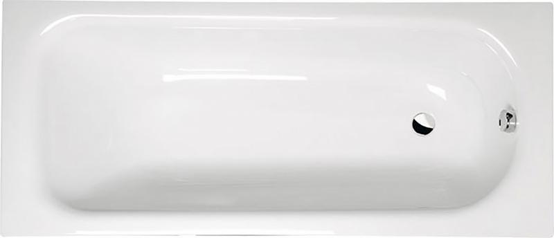 Laura 170x70 25611 БелаяВанны<br>Ванна акриловая Alpen Laura 170x70 прямоугольной формы изготовлена из высококачественного 100% акрилового листа, устойчивого к царапинам и агрессивным химическим средам.<br>