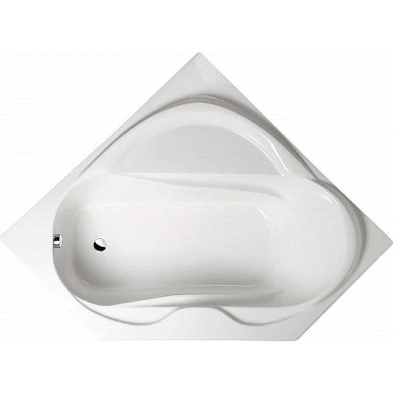 Lidie 140 a07111 БелаяВанны<br>Ванна акриловая угловая Alpen Lidie 140х140 изготовлена из высококачественного 100% акрилового листа, устойчивого к царапинам и агрессивным химическим средам.<br>