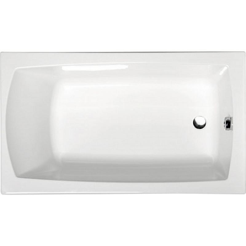 Lily 120x70 25111 БелаяВанны<br>Компактная прямоугольная акриловая ванна Alpen Lily 120x70 выполнена с использованием 100% акрилового листа, обладающего определенной прочностью и долговечностью.<br>