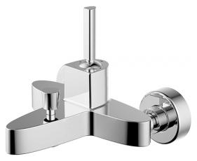 Смеситель для ванны Bravat Spring F679113C-01 Хром