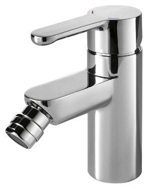 Stream F33783C ХромСмесители<br>Смеситель для биде Bravat Stream F33783C. Корпус латунь. Ручка цинк. Керамический картридж Kerox 35 мм. Гибкая подводка 450 мм M10-G1/2 SS 2 шт. Аэратор Neoperl. Поток воды 8,3 л/мин при давлении 0.3 MPa.<br>