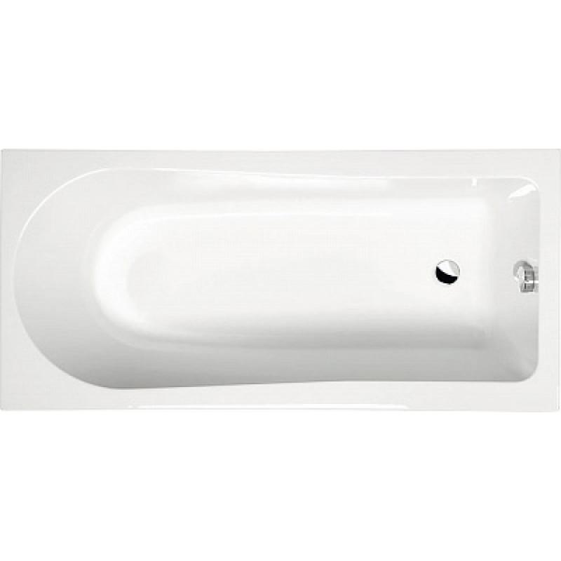Lisa 160x70 86111 БелаяВанны<br>Прямоугольная акриловая ванна Alpen Lisa 160x70 выполнена из 100% акрилового листа.<br>