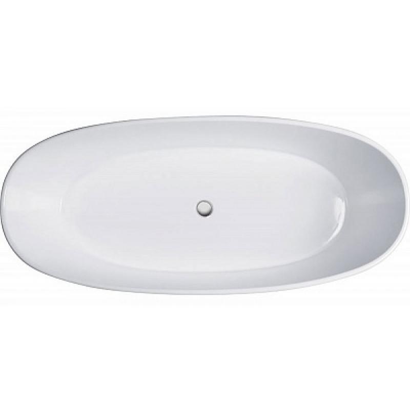 Tess 160x72 a09613 БелаяВанны<br>Ванна из литого мрамора Alpen Tess 160.<br>
