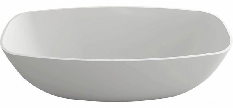 Ipanema 170x72 69911 БелаяВанны<br>Ванна из литого мрамора Alpen Ipanema 170x72 см нестандартной формы.<br>