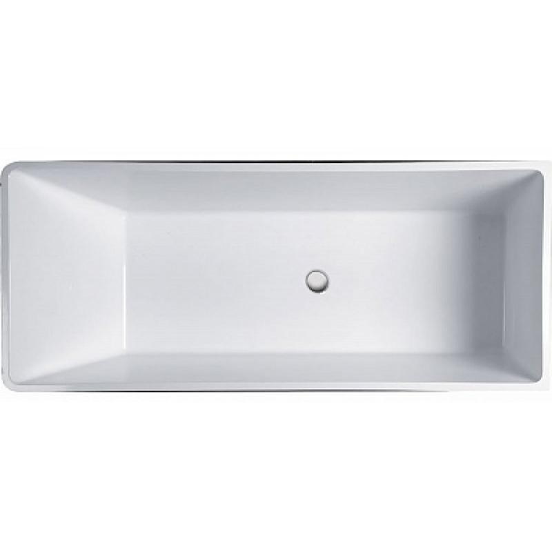 Herhis 170x73 10613 БелаяВанны<br>Ванна Alpen Herhis 170х73 прямоугольная, литьевой мрамор. Стоимость указана только за ванну, дополнительное оборудование приобретается отдельно.<br>