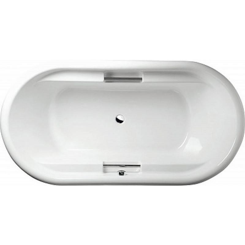 Toscana 190x97 23111 БелаяВанны<br>В основе модели Alpen Toscana простая геометрическая форма, придающая ванной комнате высокую степень функциональности и эстетичный вид. Овальная ванная выполнена из 100% акрилового листа, что говорит о надежности и прочностью изделия.<br>