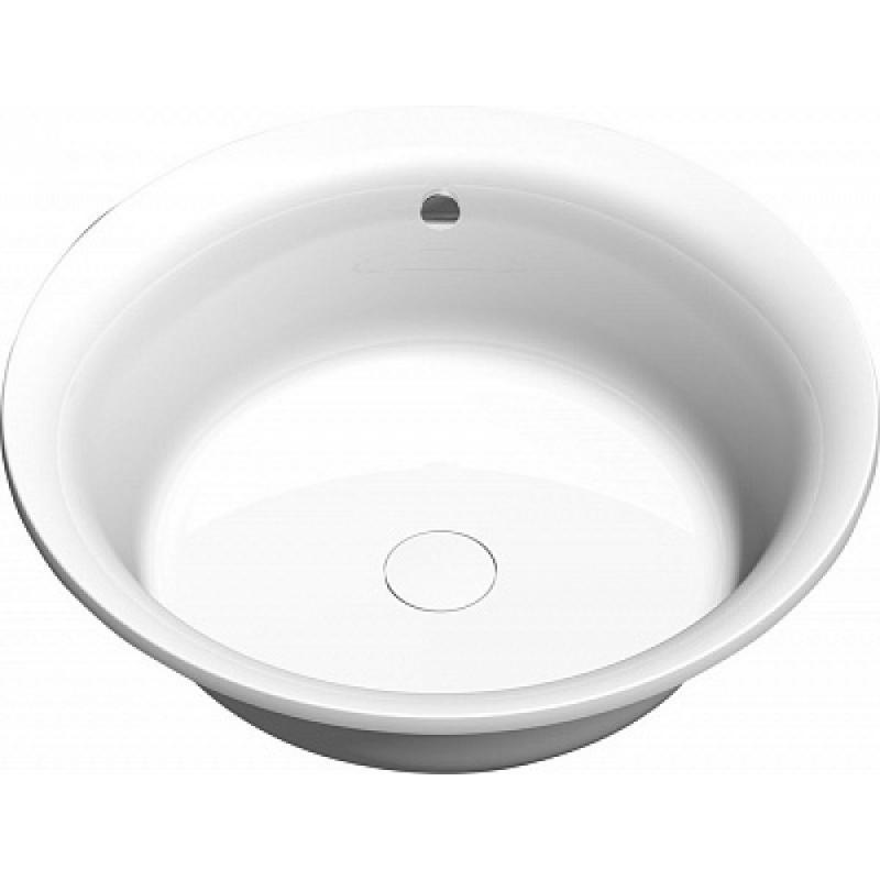 Oblo 165x165 72840 БелаяВанны<br>Акриловая ванна Alpen Oblo изготовлена из высококачественного и надежного 100% акрилового листа.<br>