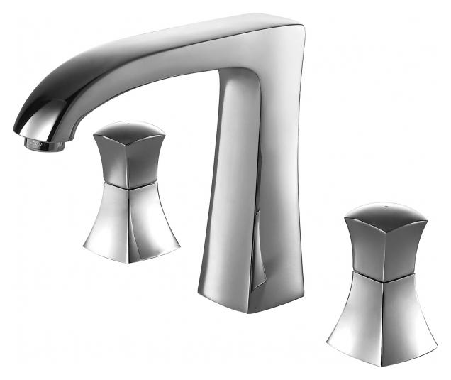 Whirlpool F578112C-1 ХромСмесители<br>Смеситель на борт ванны Bravat Whirlpool F578112C-1. Корпус латунный. Ручка цинковая. Керамический картридж Fluhs G3/4 Kerox 35 мм. Керамический переключатель. Подводка 700 мм G3/4-G1/2SS 3 шт. Подводка 500 мм G1/2-G1/2 (male thread) SS 1 шт. Шланг 1800 мм PVC. Аэратор Neoperl. Поток воды: излив 20 л/мин; душ 8 л/мин при давлении 0.3 MPa.<br>