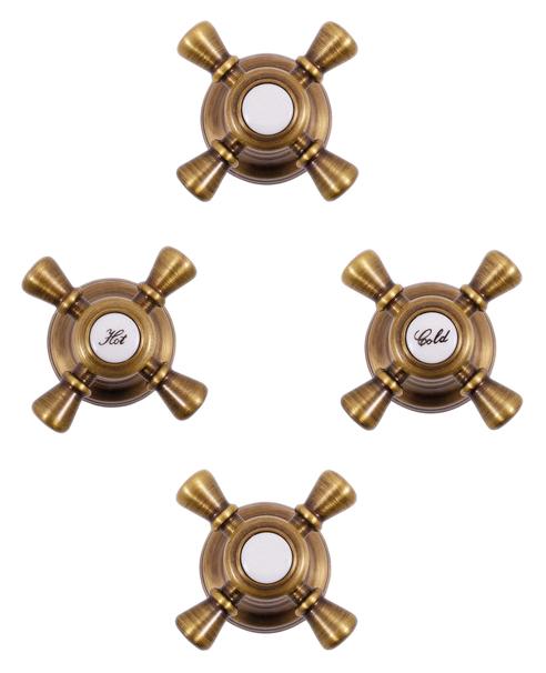 Morava retro MK386SM бронзовый, с ручками МК3Смесители<br>Встраиваемый смеситель для ванны Rav Slezak Morava retro MK386SM монолитный, двухвентильный. Латунные рукоятки. Качественные керамические кран буксы, гарантируют долговечность и мягкий поток воды, производство Германия. Подвод воды G1/2. Керамический переключатель душ/излив. В комплекте внешняя и внутренняя части смесителя и комплект крепления.<br>