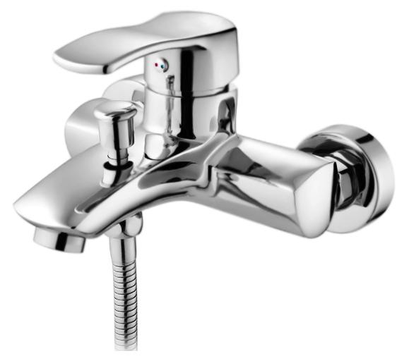 Brenta BRE-VASM-CRM хромСмесители<br>Смеситель для ванны BelBagno Brenta BRE-VASM-CRM с аэратором, однорычажный, без душевого гарнитура. Подвод воды G1/2. Переключатель душ/излив. Цена указана за смеситель, отражатели и комплект крепления. Все остальное приобретается дополнительно.<br>