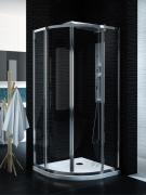 Душевой уголок New Trendy Luxia Platinum 90 EXK-1151 - фото