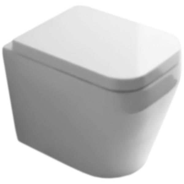 Alise BB540CB белыйУнитазы<br>Унитаз приставной BelBagno Alise BB540CB с округлыми, мягкими, изящными линиями, гармонично впишется в различные интерьеры ванных комнат. Горизонтальный выпуск P-trap.<br>