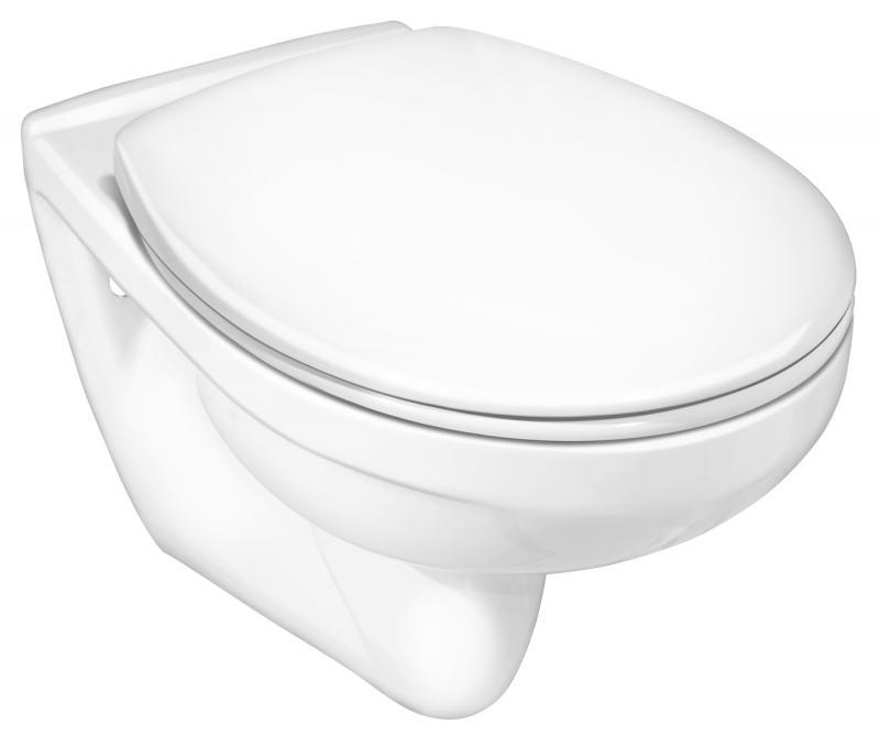 Nordic 3 4604-8780G БелыйУнитазы<br>Подвесной унитаз Nordic 3 4604-8780G в комплекте с крышкой-сидением. Режим слива воды определяется системой инсталляции. Цвет белый.<br>