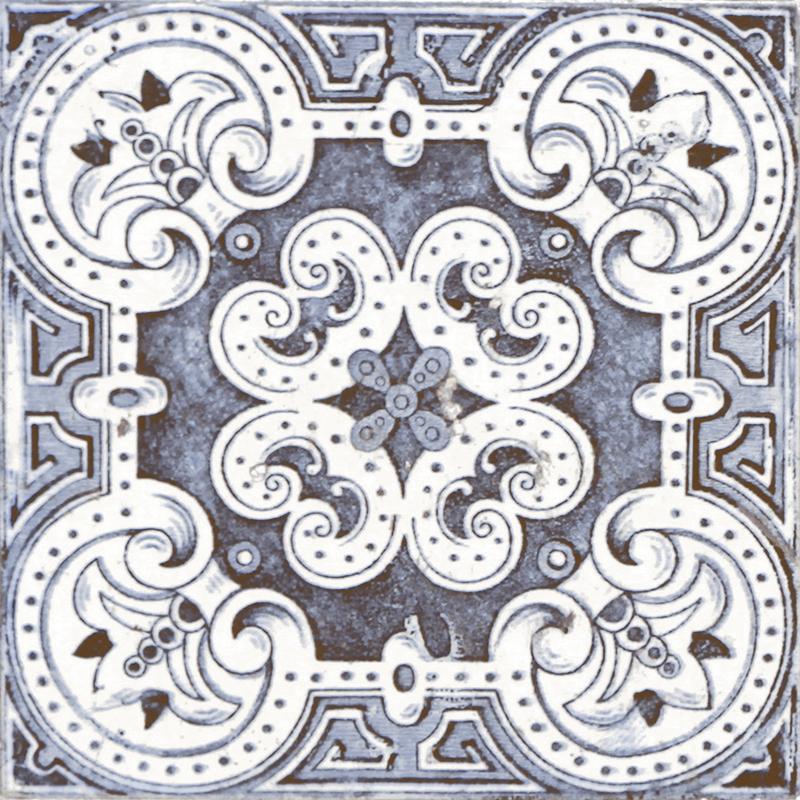 Керамическая плитка Absolut Keramika Decor m2 Porto Grey 20х20 настенная Benfica