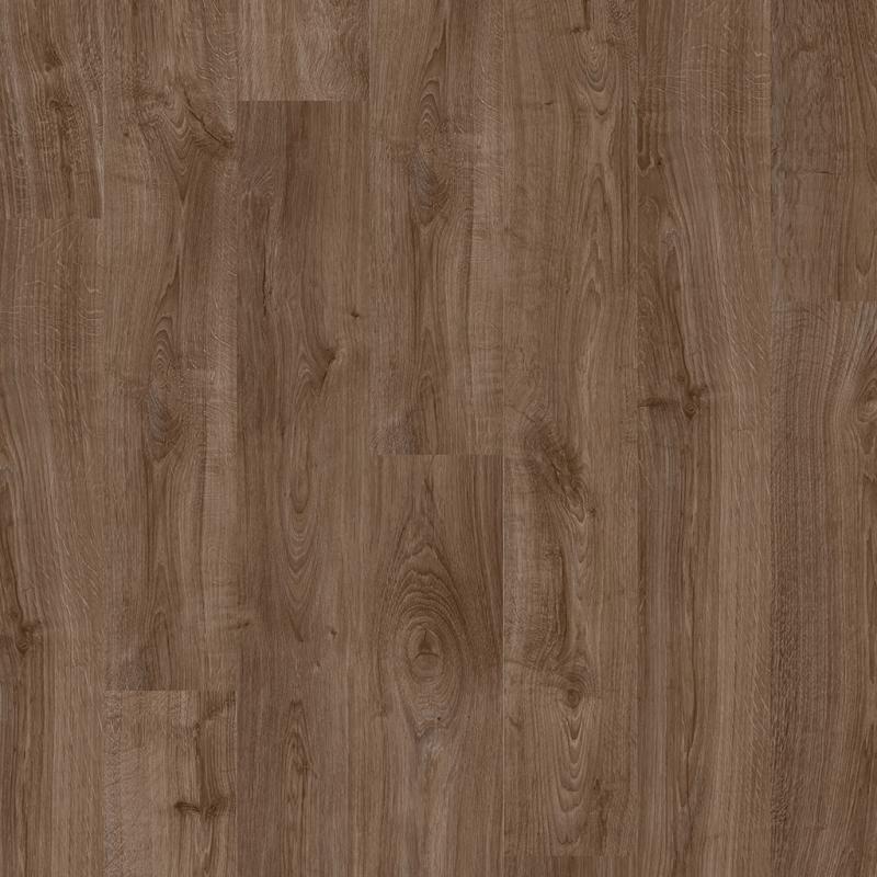 цена на Ламинат Quick Step Eligna U-3460 Дуб тёмно-коричневый 1380х156х8 мм