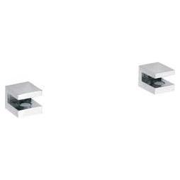 Asoffi 102202112 ХромАксессуары для ванной<br>Держатель для полочки Bemeta Asoffi 102202112 запасной (пара). Материал держателя латунь. Монтаж подвесной. Метод крепления шурупы. Ширина 2,5 см. Высота 2,5 см. Глубина 2 см. Цвет хром. Фактура глянцевая.<br>