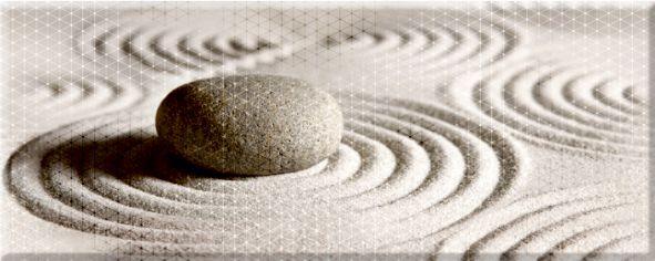 цена на Керамический декор Керамин Концепт 7 Камни тип-1 20х50 см