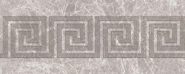 цена на Керамический декор Керамин Эллада 7 тип-1 Геометрия 20х50 см