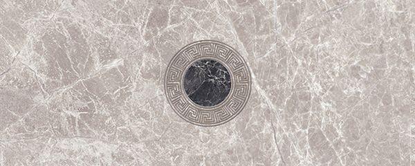 Керамический декор Керамин Эллада 7 тип-2 Круг 20х50 см декор керамин форум панно 3 тип 4 27 5x40