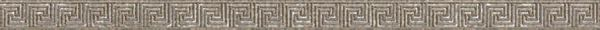 Фото - Керамический бордюр Керамин Эллада 7 2,5х50 см м квадрат империал 7 5х25 бордюр 1 вензель 273761