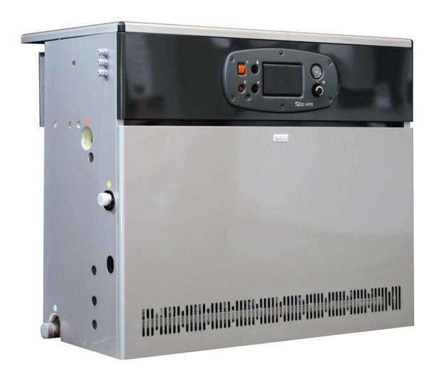 Котел Baxi SLIM HPS 1.80 Серый газовый напольный котел baxi slim 1 230 i