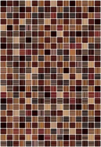 Керамическая плитка Керамин Гламур 3Т коричневый настенная 27,5х40 плитка настенная 23х50 metro темно коричневый