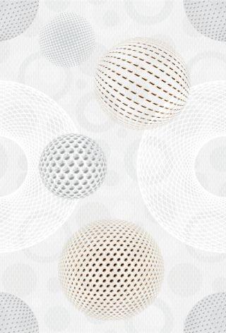 Керамическое панно Керамин Диско 7 00-00007790 20х30 см