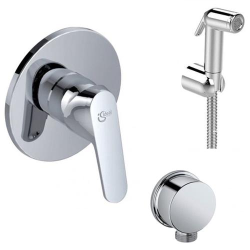Гигиенический душ со смесителем Ideal Standard Ceraplan B0040AA Хром