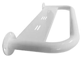 Help 301100574 Хром матовыйАксессуары для ванной<br>Поручень для ванны с полочкой Bemeta Help 301100572. Материал нержавеющая сталь. Монтаж подвесной. Ширина 50 см. Глубина 23 см. Цвет хром матовый. Фактура матовая. В поставку входят болты из нержавеющей стали с пластмассовыми дюбелями для монтажа в полнотелом кирпиче и бетоне. Для других стен необходимо выбрать крепёжные элементы, соответствующие нагрузке. Для людей с ограниченными физическими возможностями.<br>