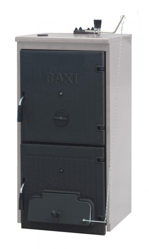 Котел Baxi BPI-Eco 1.650 Серый цена