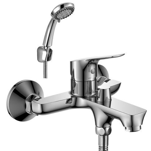 Смеситель Rossinka RS29-31 Хром смеситель для ванны rossinka silvermix rs29 33