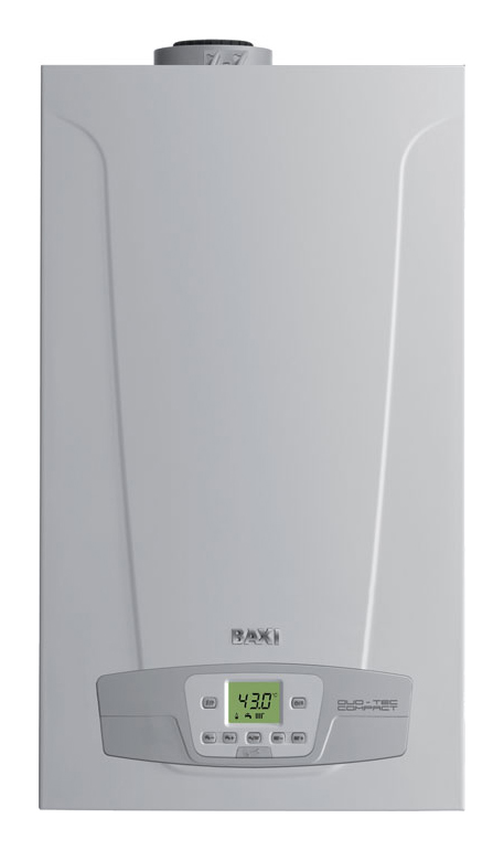 Котел Baxi Duo-tec Compact 24 GA Белый baxi luna duo tec mp 1 60