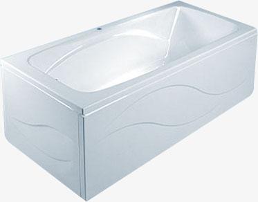 Klio 120 х 70 акриловаяВанны<br>Ванна Pool Spa серия Klio, в комплект входит: ванна и ножки.<br>