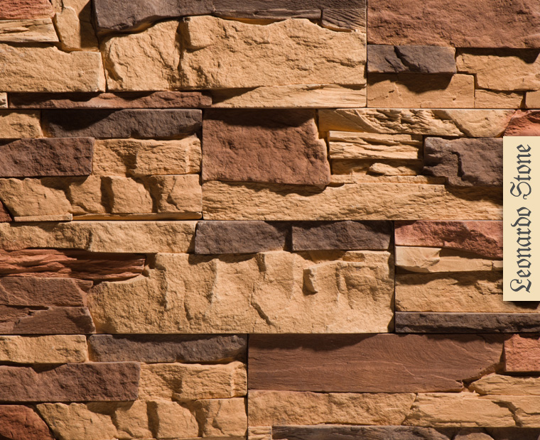 Искусственный камень Leonardo Stone Верона 880 - фото