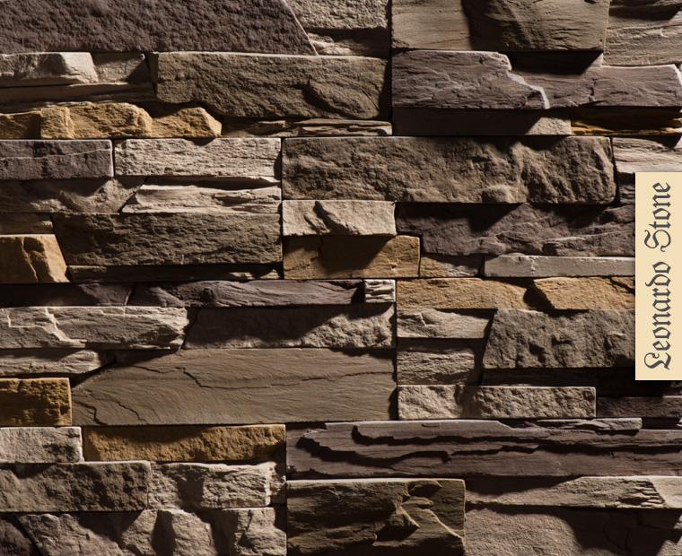 Искусственный камень Leonardo Stone Верона 830 - фото